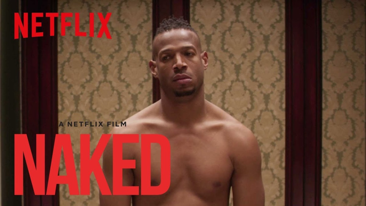 "Watch ""Naked"" Starring Marlon Wayans"